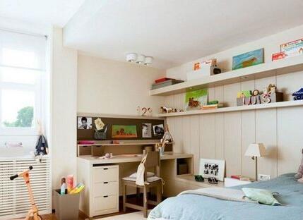 5款5平米极限小卧室装修 5平米小卧室装修案例效果图图片