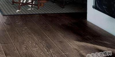 複合地板怎樣選 十大建材品牌排行榜
