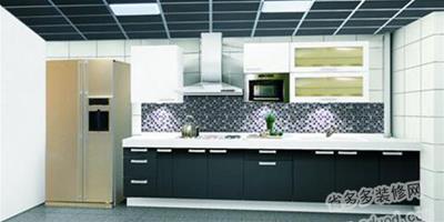 廚房吊頂用什麼材料好 十大品牌建材