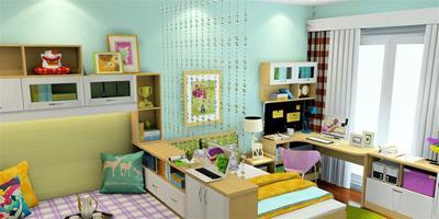 臥室兼書房設計的要素