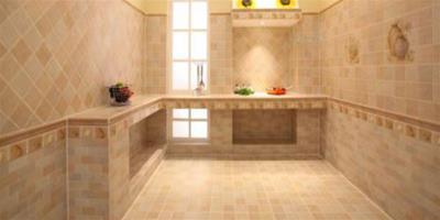 衛生間用什麼瓷磚好?如何挑選衛生間瓷磚?