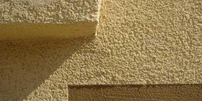 外牆保溫塗料的施工工藝