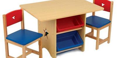 兒童桌椅的尺寸 兒童桌椅的選購