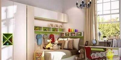 房子裝修設計案例 實用小三室全屋裝修案例