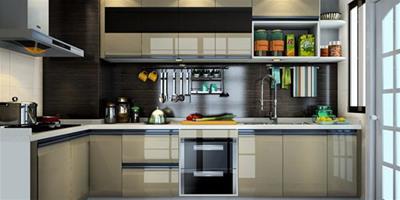 現代廚房裝修的幾種款式