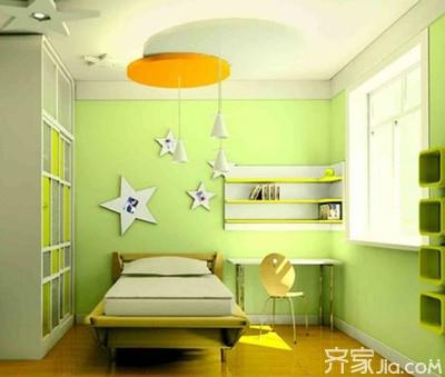 儿童房墙面刷漆 你需要注意什麼?