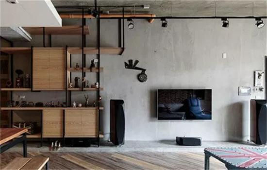 日式清水水泥装修风格案例 提高室内的逼格度