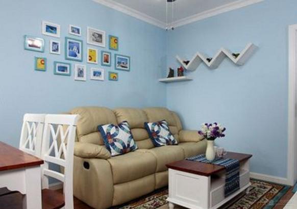 新房子的美感 装修油漆颜色搭配