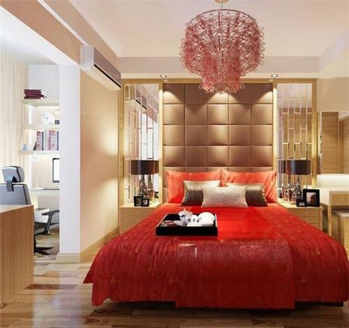 婚房臥室裝飾圖片 婚房怎樣布置更浪漫實用