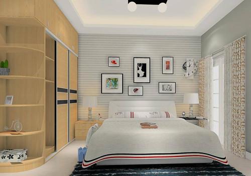 12平方米卧室装修图 打造与众不同的小卧室