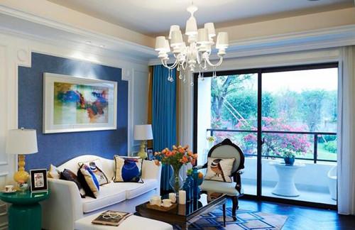 客厅窗户装修效果图 给客厅增添光彩