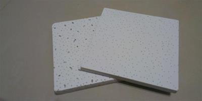 什麼是岩棉吸音板 如何選購岩棉吸音板
