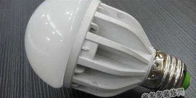 LED燈具散熱材料多種多樣 導熱塑膠優勢