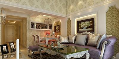 家居裝修壁紙怎麼選 家居裝修壁紙的價格