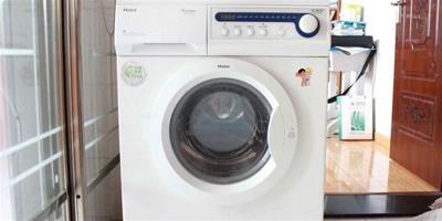 海爾洗衣機故障代碼和解決辦法