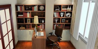 選擇實木組合書櫃的技巧