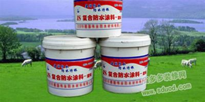 防水塗料種類有哪些 衛浴室裝修的貼心選擇