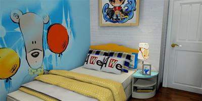 5平方米兒童臥室裝修案例