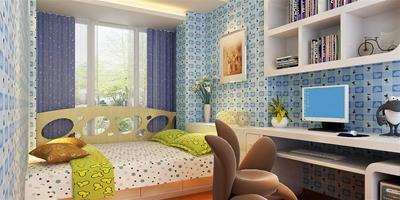 兒童房用什麼環保 兒童房裝修規避污染大法