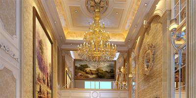 複式樓客廳吊燈搭配方法 複式樓客廳吊燈特點