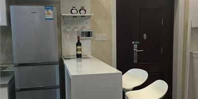 70平米房屋裝修出90平米效果 一副3D畫改變客廳空間視覺