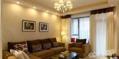 美觀小戶型客廳裝修案例 小戶型裝修案例