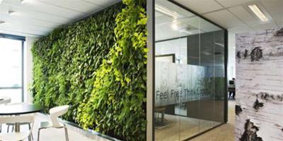 如何設計室內植物牆?室內植物牆做法有哪些?