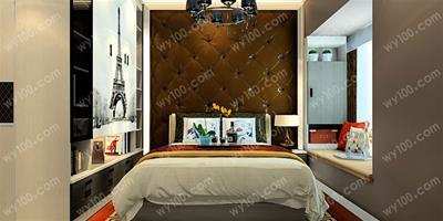大面積臥室的衣櫃設計