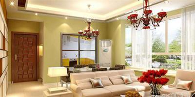 小戶型客廳裝修效果圖 小戶型裝修案例
