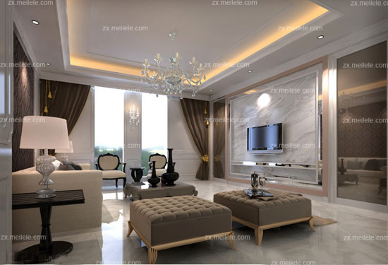 for Classic wall units living room
