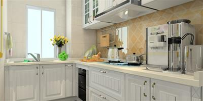 廚房裝修的五大注意事項
