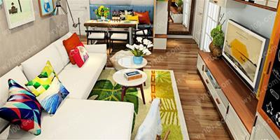 客廳電視櫃與臥室電視櫃尺寸的區別