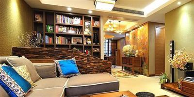 本人的東南亞風格新房裝修 朋友紛紛吐槽像酒店