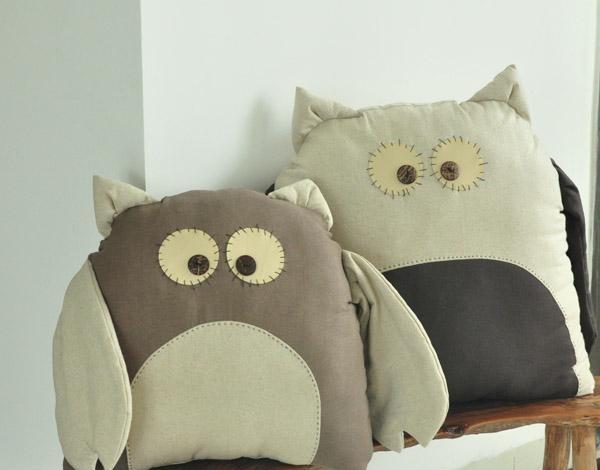 手工布艺制作教程 手工布艺抱枕的各种做法