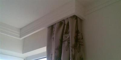 裝修時,窗簾盒應該做多大尺寸?