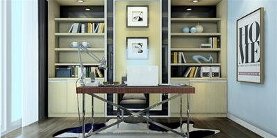 書房設計理念打造溫馨的家