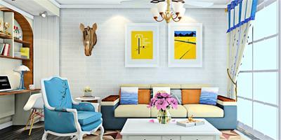 客廳組合沙發選擇哪一種好,如何掌握尺寸