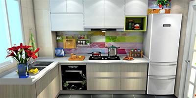 敞開式廚房裝修的幾種款式