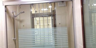 衛生間玻璃隔斷門怎麼樣 玻璃隔斷門安裝方法