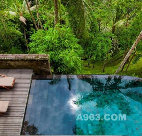 香艳巴厘岛 体验热带曼妙风情的东南亚度假山庄