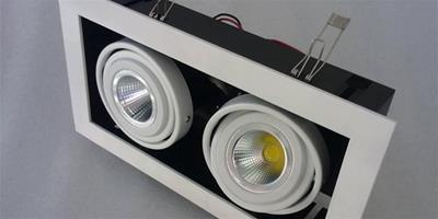 格柵射燈尺寸是多少 如何選擇格柵射燈尺寸