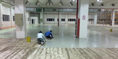 地坪漆施工常見問題 地坪漆施工注意事項