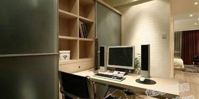 唯美書房裝修案例 原來書房還可以這麼設計