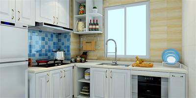 幾款廚房裝修樣式欣賞