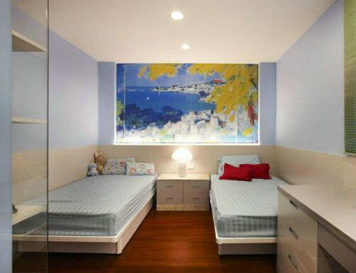 5款5平米极限小卧室装修 5平米小卧室装修案例效果图