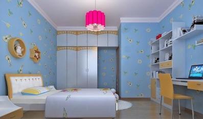 8款简约风格儿童房装修设计