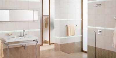 衛生間瓷磚選擇 衛生間瓷磚顏色