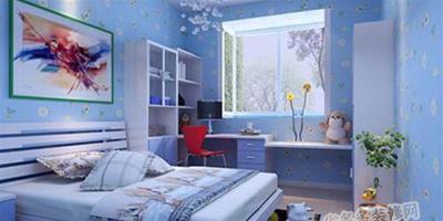 福窩眼中的兒童房裝修設計 還孩子一片歡快的樂園