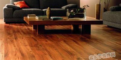 實木地板勤保養 讓美觀和實用更持久