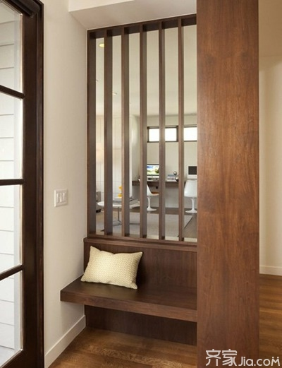Foyer Partition Design : 這玄關設計太美 果斷收藏! 愛我窩